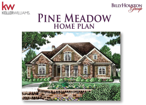 Pine Meadow Home Plan-01